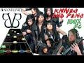 Black Veil Brides Knives And Pens 100 FC Guitar Hero Custom mp3