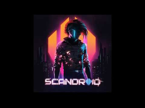 Scandroid - Scandroid (2016) Synthwave 80s retrofuture Full Album