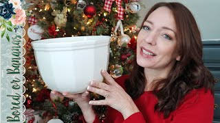 FUN FINDS FRIDAY #50: GOODWILL HOME DECOR THRIFT HAUL {12 Days of Christmas Day 7}