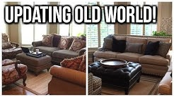 💝 TRANSITIONAL HOME I TRANSITIONAL STYLE I UPDATING OLD WORLD 💝