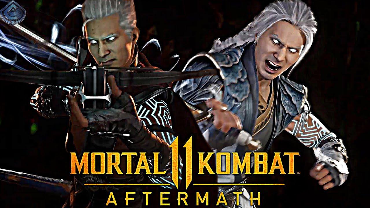 mortal kombat 11 aftermath switch physical
