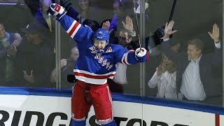 New York Rangers Top Playoff Moments 2012-2015