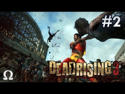 Dead Rising 3 | #2 - SWEET JESUS THAT'S A LOT OF ZOMBIES! | PC / Steam