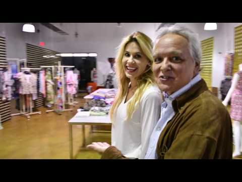 Key West with Jenna features JPK Fashion and French Designer Jean Pierre Klifa