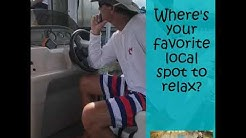Where's your favorite local spot to relax?