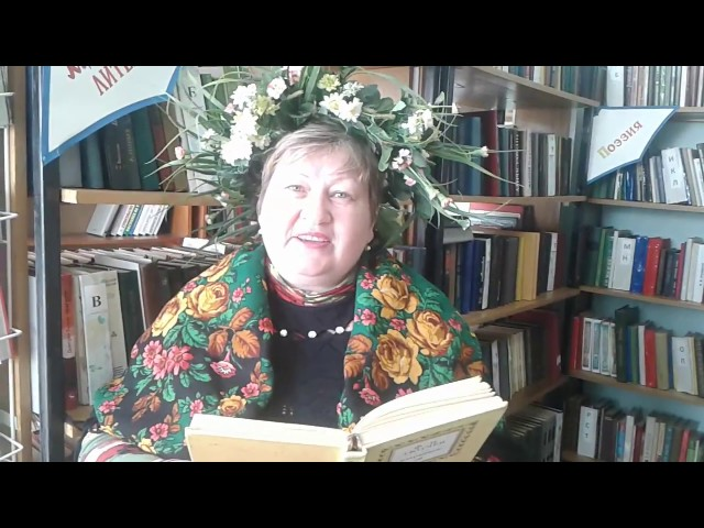 Изображение предпросмотра прочтения – ТатьянаБегян читает произведение «В небе тают облака» Ф.И.Тютчева