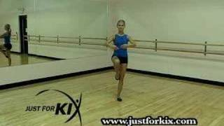 How to do a great  Jazz Pirouette