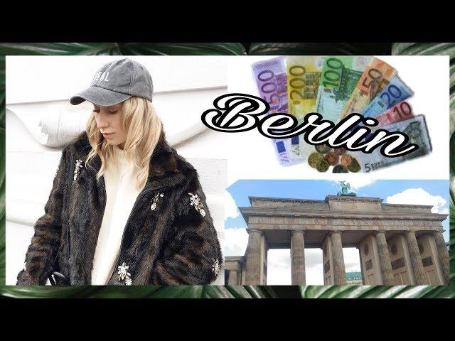 ZAKUPY Z PRIMARKA / BERLIN / VLOG