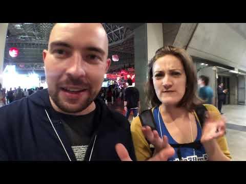 TGS 2018 Show Floor Vlog!