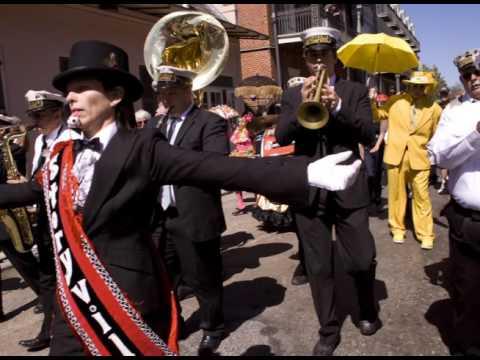 Second Line Parade Music