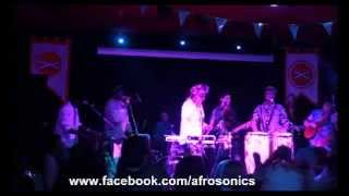 Afrosonics - Che Che Kule, live video from Treefort