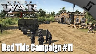 Charge of the Partisans - Men of War: Assault Squad 2 - Red Tide Mission 11