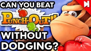 Can You Beat Title Defense Punch Out!! Wii Without Dodging? - No Dodge Challenge