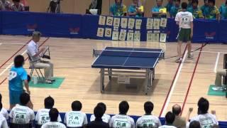 中高生卓球講座(①サービス~シェーク)