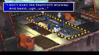 Final Fantasy 7 (PC) Part 28 The Shinra Cargo Ship and the First Jenova Encounter