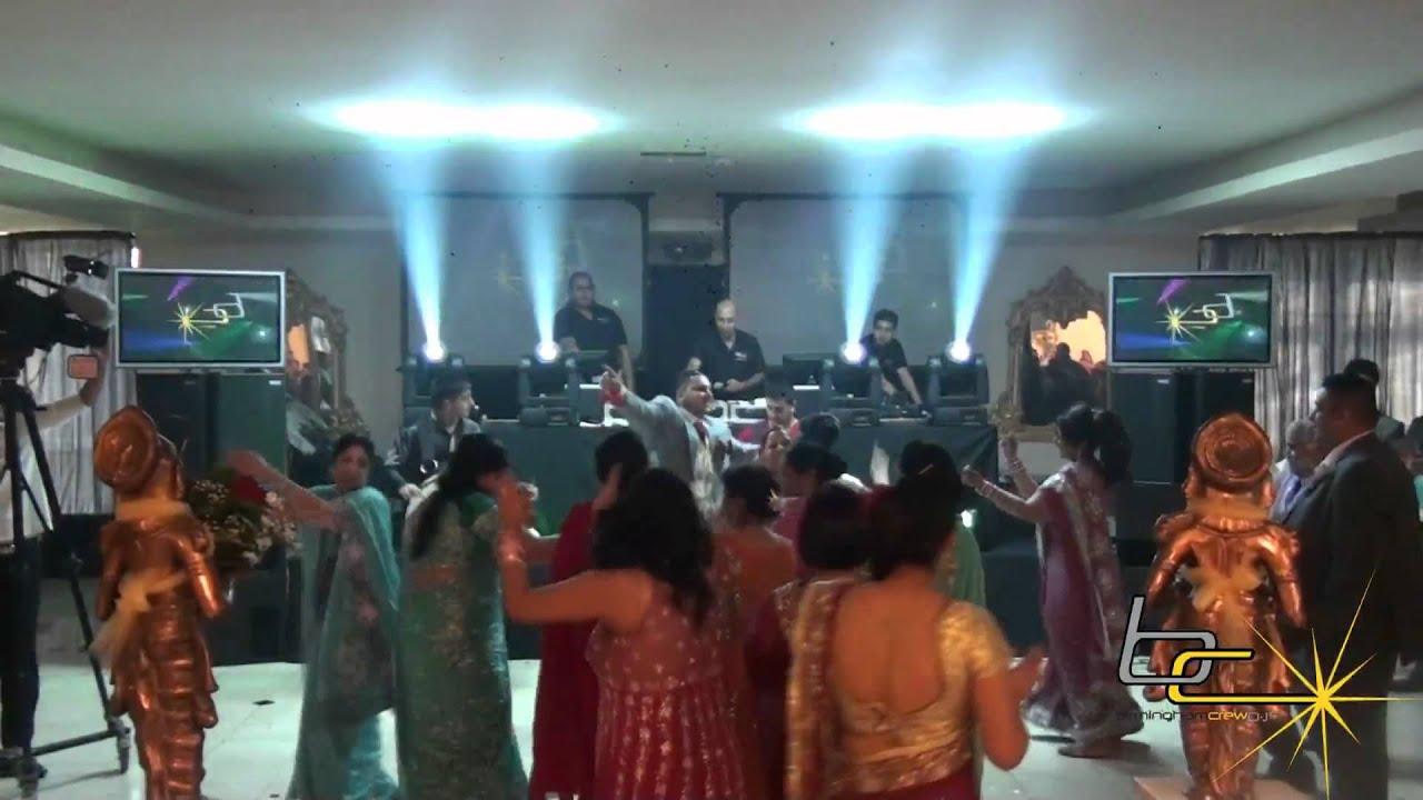 wedding reception park hall hotel wolverhampton - birmingham crew djs  u0026 events