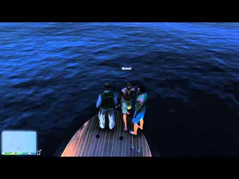 how to fly hydra gta 5 ps4