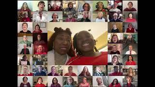 Watch the Worldwide Virtual Christmas Choir Video! (The Christmas Medley)