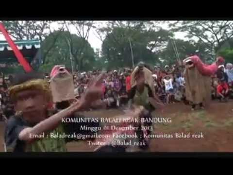 Seni reak Bungsu Manglayang feat Oni Sos