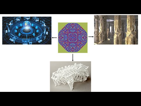 Automated Creativity For Wireless Networks, Architecture And 3D Printing