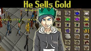 He Makes $2,000 A Week Selling Runescape Gold