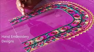 Hand Embroidery Designs تونس Vlip Lv