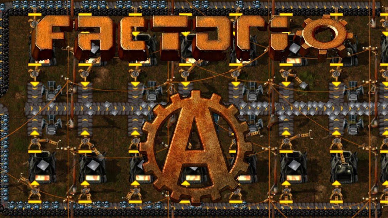 [Разное][Game] Factorio - займёмся строительством