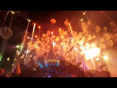 Axwell Λ Ingrosso - More Than You Know + Firewokrs @ Tomorrowland 2017