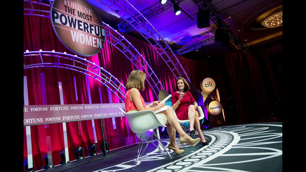 Mary Dillon at Most Powerful Women Summit 2015 | Fortune ...
