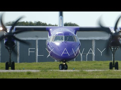 FLY AWAY - An Aviation Music Video by Guernsey Aviation