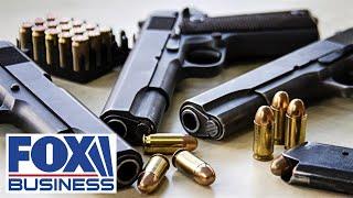 Gun sales rise amid 'Defund the Police' movement and coronavirus