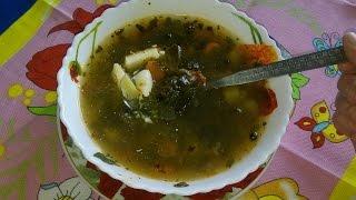 ВКУСНЫЙ И ОРИГИНАЛЬНЫЙ - Суп с брюссельской капустой