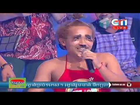KHMER COMEDY  PEKMI COMEDY MUK ROBOR HOUS JET   18 June 2016 on CTN TV   YouTube