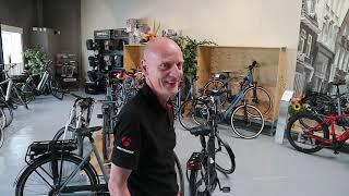 Rob op de e-bike; de ringweg gaat dicht - In mijn eendje (70)