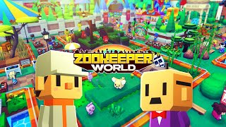 Zookeeper World - All Levels Gameplay Walkthough iOS Apple Arcade (Levels 1-2)