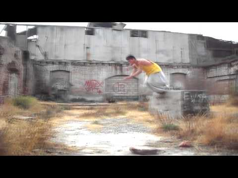 Parkour and freerunning Chile Quillota, La Calera