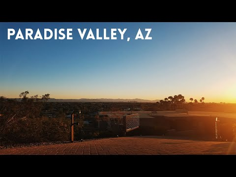 ARIZONA'S BEVERLY HILLS (Paradise Valley)