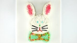 How To Make A Too-cute Easter Bunny Cake | Myrecipes