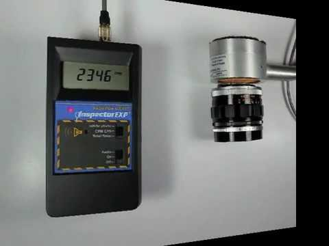 Radioactive Lens -- Canon Lens FL 58mm F/1.2