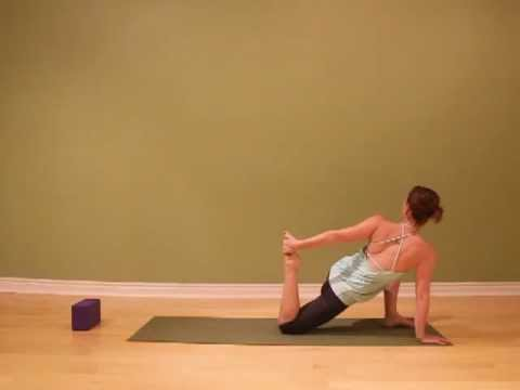 yoga sequence for hip flexors  youtube