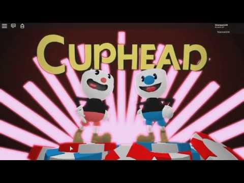 Cuphead In Roblox Youtube