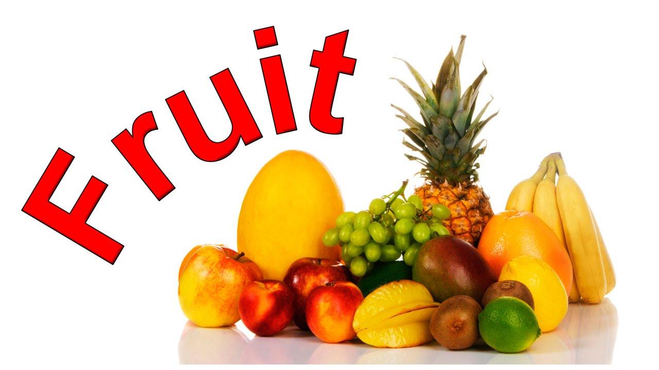 английский язык 3 класс фрукты