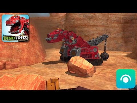 Dinotrux: Trux It Up - Gameplay Walkthrough (iOS, Android)