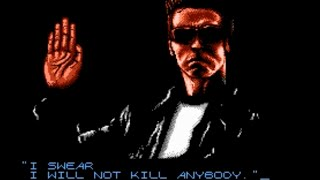 Terminator 2: Judgment Day (NES) Playthrough - NintendoComplete