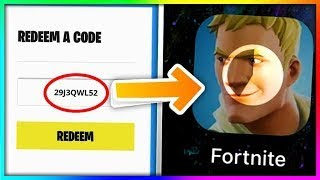 HOW TO GET FORTNITE INVITE CODE