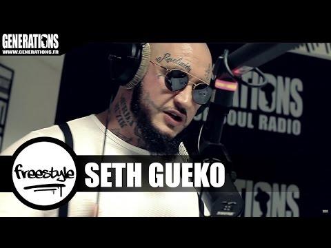 Seth Gueko - Freestyle #Barlou (Live des Studios de Generations)