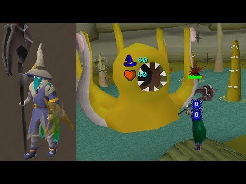 The NEW Sanguinesti Staff Is Awesome! (OSRS)