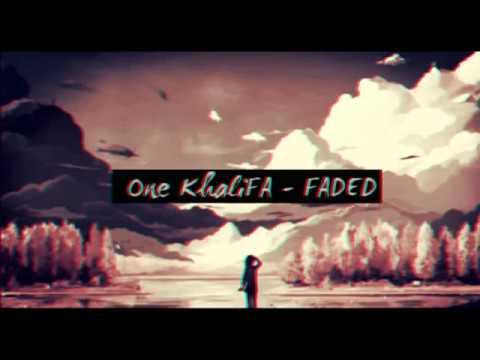 One Khalifa - FADED (cover Alan Walker) {FL KID}