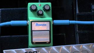 Demo - Ibanez TS-9 Tube Screamer