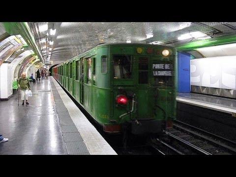 Paris Metro - Sprague Thomson - Ligne 12
